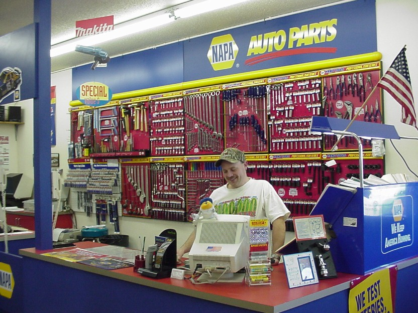 NAPA Auto Parts - Edgeley, ND